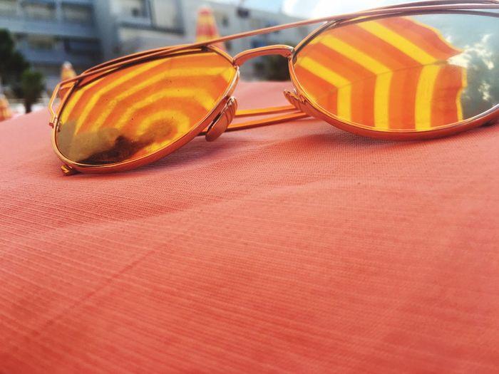 Sunglasses Eyewear Table Eyeglasses  No People Day Close-up Eyesight Outdoors