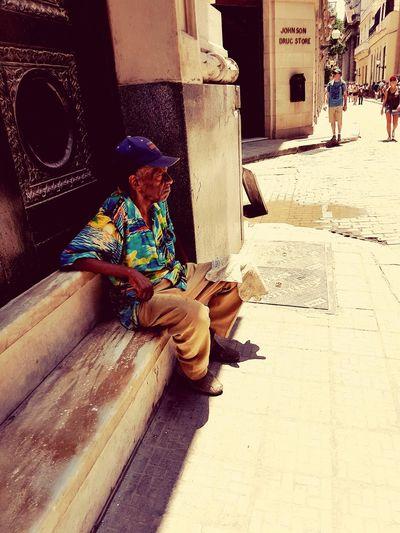 Havana Old Havana Cuba Cuba Streets Cuban People Cubans Cuban Man Cuban Lifestyle Cuban Style EyeEmNewHere