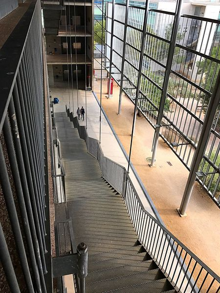 Universitat Rovira i Virgili Architecture Estructuras Building Exterior University Campus Estudiantes Universitat Rovira I Virgili Catalunya Students Structures Flying High