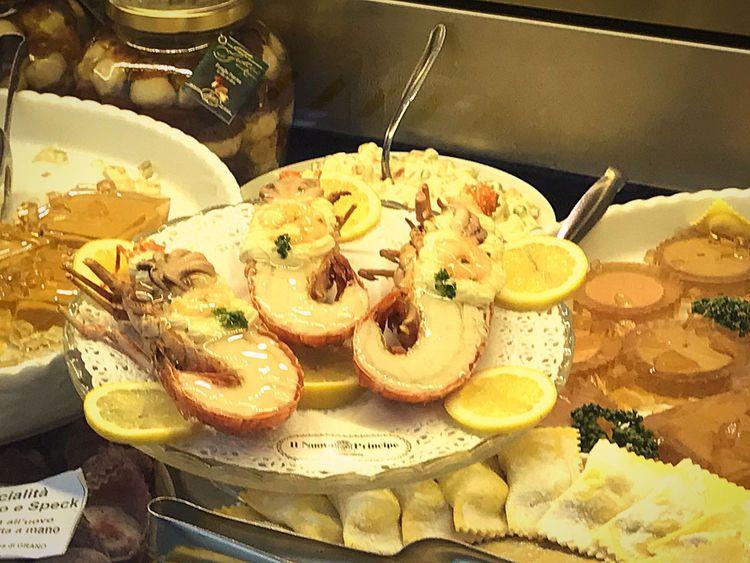 Food Freshness Gourmet Yummy♡ Shrimps Buono Looks Good