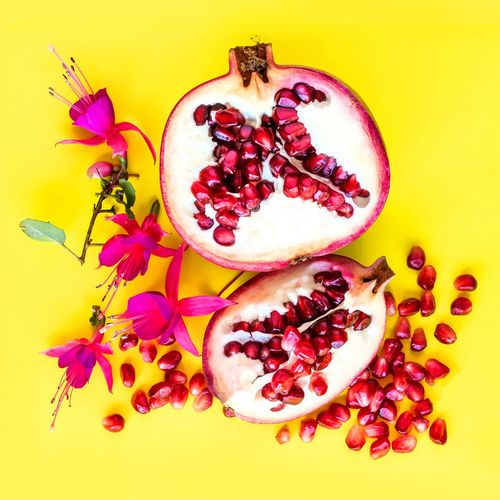 Pomegranate and