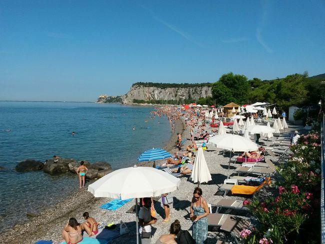 Summer.. the best time of the year! Summer 2016 Summer At The Beach Beach Crowd Beach View Pepplebeach Summertime