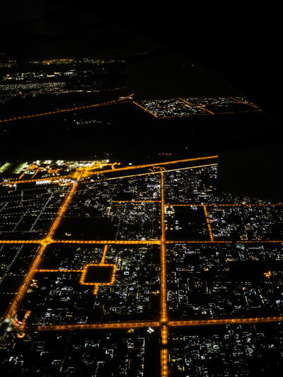 Aerial Photography Aerial Shot Aerial View Aircraft Aircraft View Citylights Geometric Architecture Geometric Shape Geometric Shapes Night Lights Nightphotography The City Light View From Above Mobility In Mega Cities