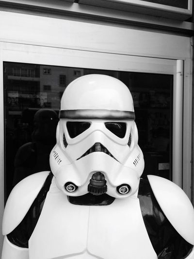 Monochrome Photography Stars Wars Trooper Portrait Blackandwhite Monochrome Black & White Monochromatic Blackandwhite Photography Interview Moviestar Fiction Stars Wars Troopers Saga Stormtrooper Stormtrooper STARWARS Stormtroopers
