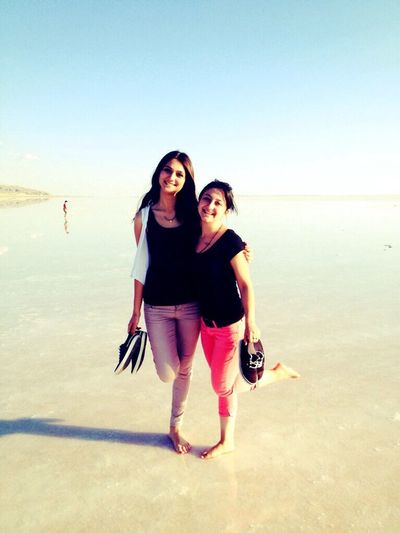 Tuz gölü :)