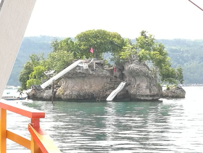 Wishing Island in Samal Island Hopping So Small So Signifcant