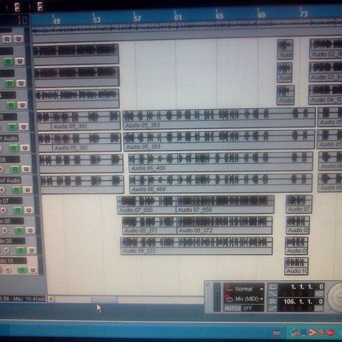 Put in Work put em in the Dirt Blackmobbbeatz Goddessfamilia righyeousdagoddess rdg studioflow
