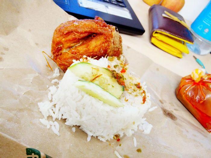 Street Food Worldwide Nasi Kukus Mama . the best in town First Eyeem Photo