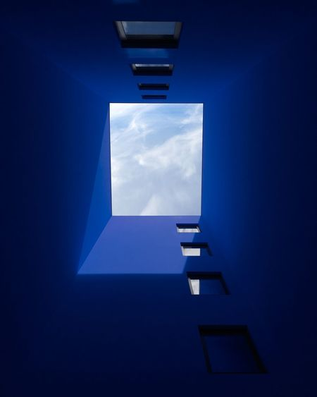 Eternity Sky Architecture Low Angle View Nature No People Built Structure Cloud - Sky Building Exterior Blue Day City Outdoors Building Window