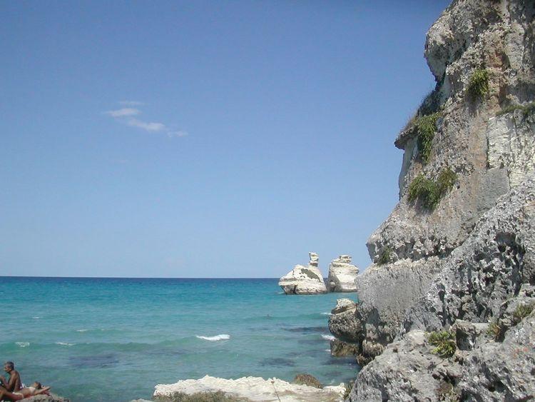 Adriatic Sea Italia Italy Salento Torre Dell Orso Water