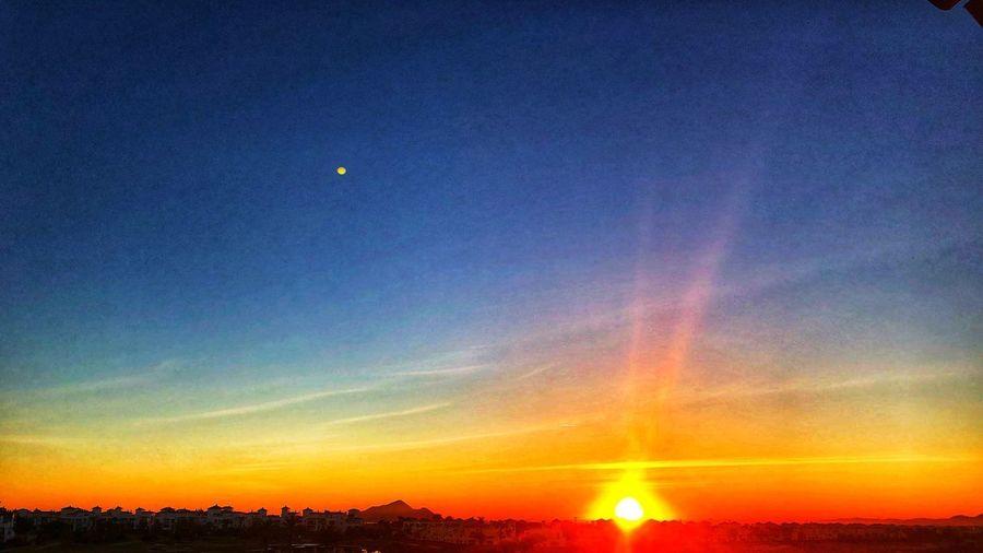 Daybreak Sky