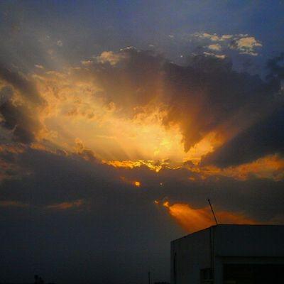 Fierry Sunrise Instaludhiana Gagans_photography