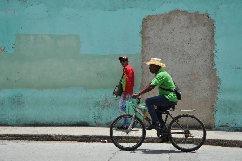 Bici Bicicleta Cuba Cuba Collection Hello World Relaxing Taking Photos Travel Photography Nikonphotography Havana Vacanze Colors