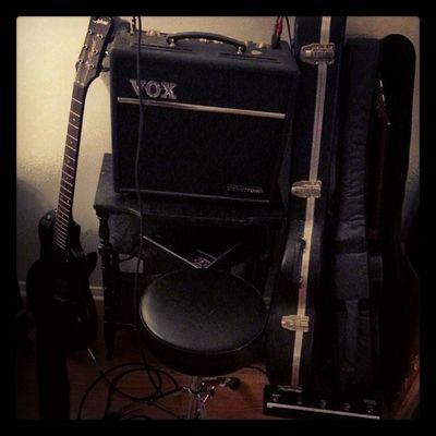 Guitar Vox Amp