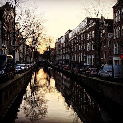 Photography Amsterdam Amsterdam Canal Amsterdamse Grachten Winter