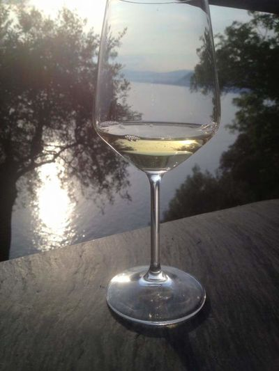 Wineglass Sky Nature
