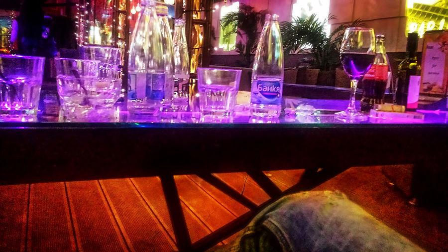 bar - drink establishment
