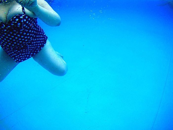 Blue Low Section Underwater Person UnderSea Person Relaxation Water Swimming Nature Sea Swimming Swimming Pool Mermaid