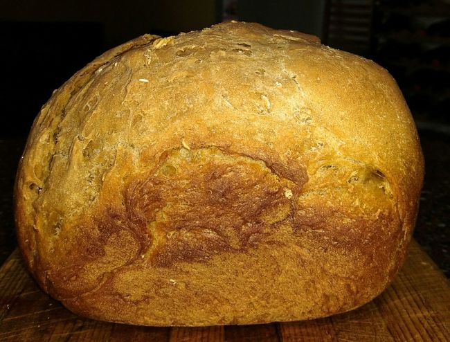 Close-up No People Fresh Baked Bread Indoors