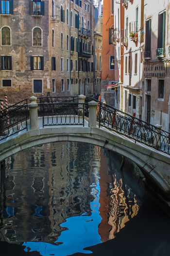Venedig ohne Touristen, Venice withaout Tourists Venedig, Ohne Touristen, Lagune, Frühling, Venice, WithoutTourists, Springtime, City, Sea, Water, Historical, Old Town Architecture Bridge - Man Made Structure Building Exterior Canal Day Outdoors Travel Destinations Water