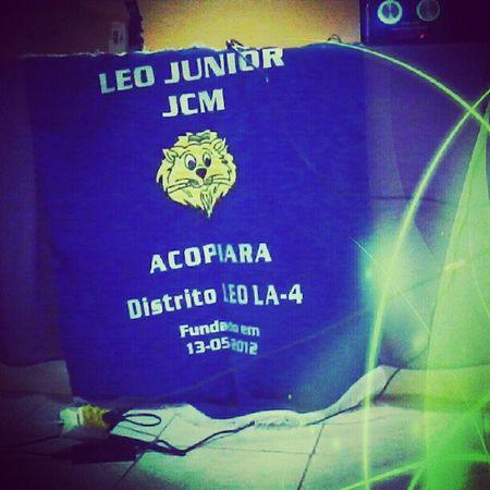 Reunião  leojuniorjcm Leoclube