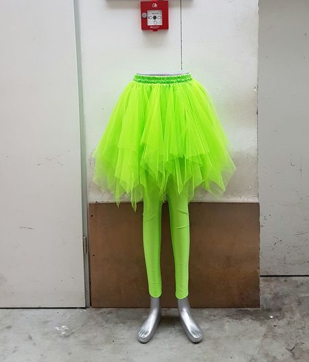Background Cover Dummy Photos Legs Legs And Feet Waiting Fire Alarm Sign Alarm System Alarm Trash Security Alarm Sign Waiting For Someone Dance Dress Shocking Shocking Color Clothing Photography Dummy Mannequin Tutu Tutudress