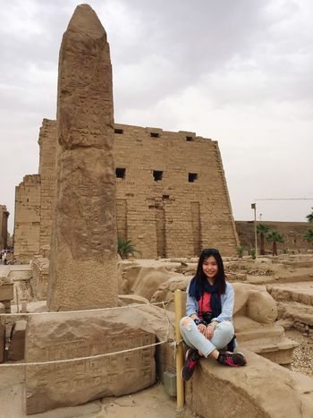 RePicture Travel That's Me Karnak Temple