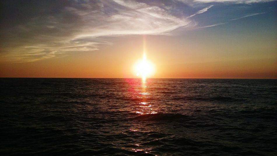 Sunset on Lake Erie Hanging Out Check This Out Enjoying Life
