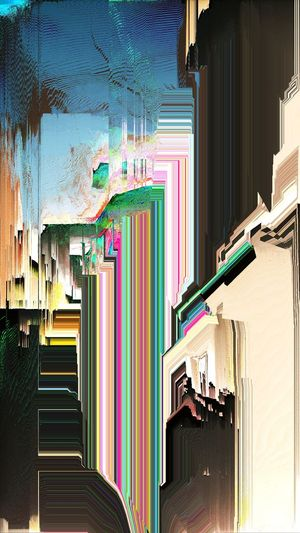Glitch Abstract Glitched #glitch Art Multi Colored Architecture Abstract Backgrounds Light Painting