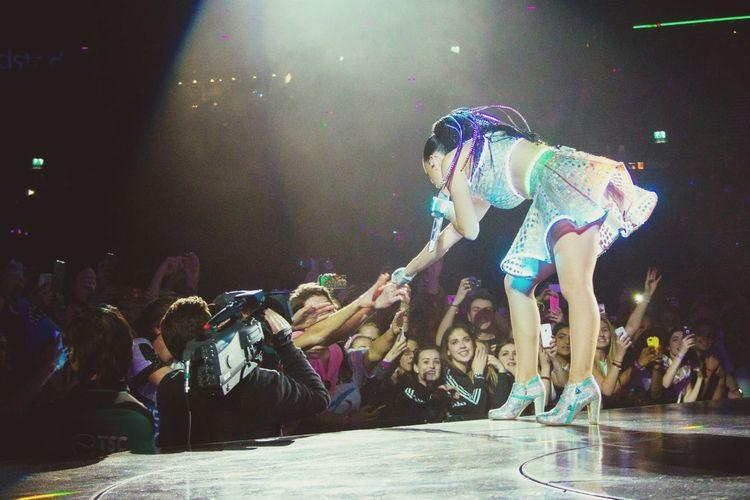 My hero is Katy