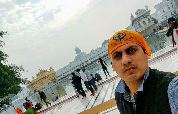 Satnaam Shri Wahe Guru 🙏 Amritsar Goldentemple Waheguru Sriharmindersaahib