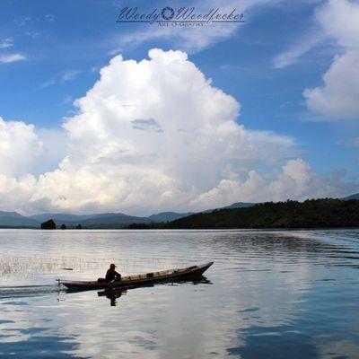 Visitkalsel Iamacreativ Thecreativmovement Landscape Lake Boat Mount Mountain Sky Adventure Travel _______________________________