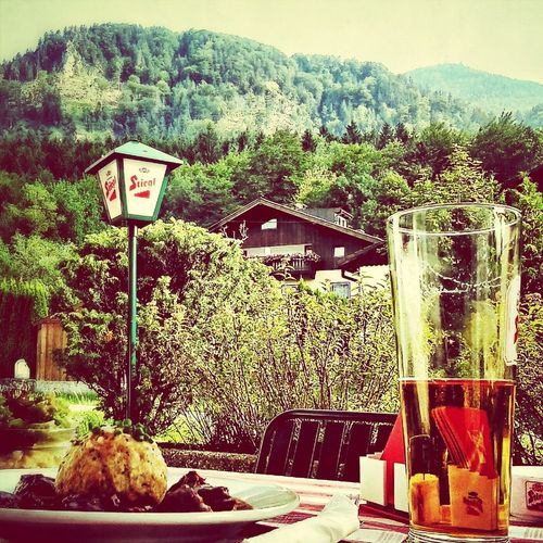 Beer Nature Sky Green Travel Photography Salzburg Austria