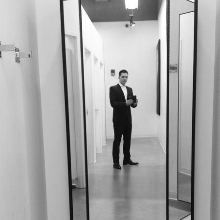 On a Quest to find the Perfect Tuxedo ... Hugoboss