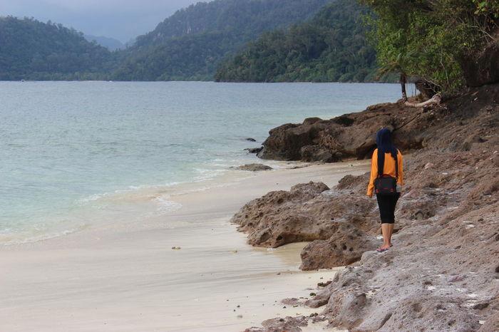 im losing my way ?? lol Pagang Island Vacation Time Westsumatera INDONESIA