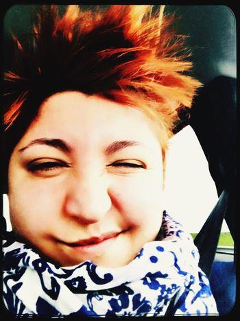 Pazzia da capelli rossi!!! Capelli Rossi Capellicorti Smorfie