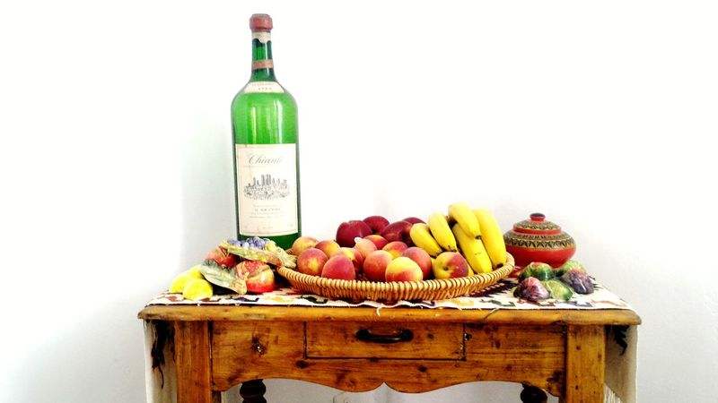 Italy Fruit Wine Table Indoors  Nature White Wall Check This Out Day Light White Room Fun Food