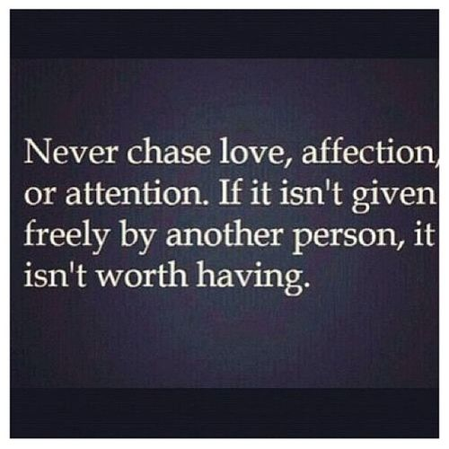 Repost I needed a little reminder. If your not worth it to them, why should they be worth it to you ? You deserve the best and don't settle for anything less than just that! You'll find what your looking for. Onlytimewilltell