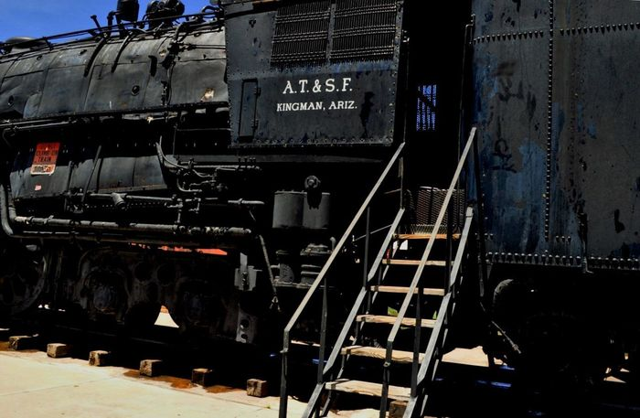 Steam locomotive 🚂💫✨ Transportation Train - Vehicle Rail Transportation Mode Of Transport Public Transportation Locomotive Railroad Track Steam Train Day No People Outdoors