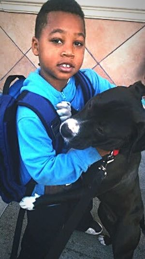 Friendship. ♡   Boy And Dog Friendforlive  Children