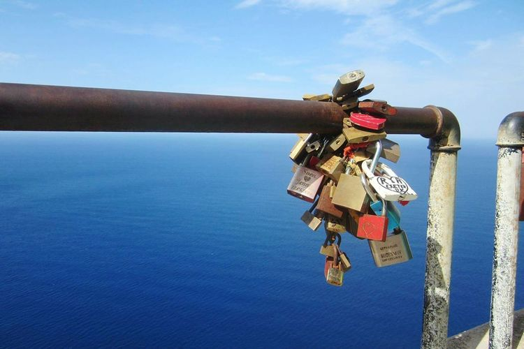 Mallorca Love Padlock Sea 4everLove Alcudia