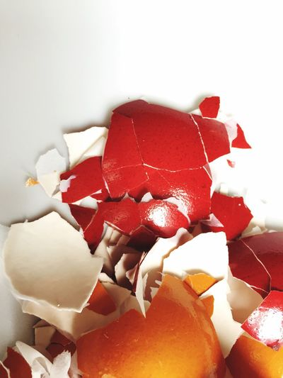 Eggshell Broken