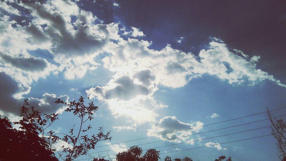 Sky Beautiful Day Day Days  Nuvens Nuvens De Algodão Céus E Nuvens