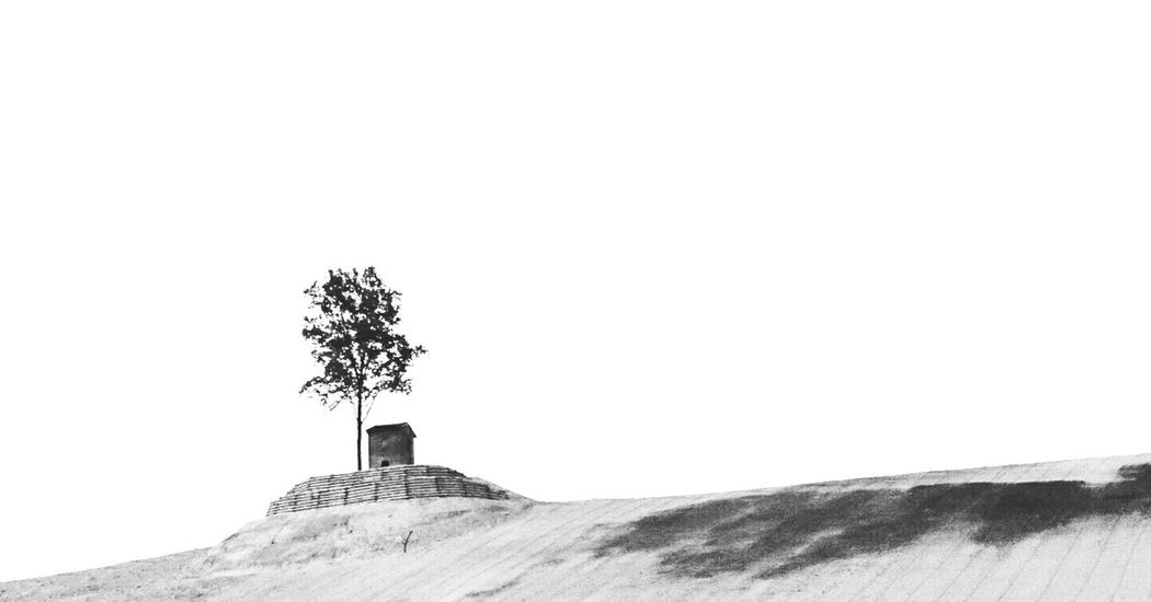 Canale D'Alba. EyeEm Best Shots EyeEmBestPics EyeEm Gallery Cuneo Landscape Minimal Blackandwhite