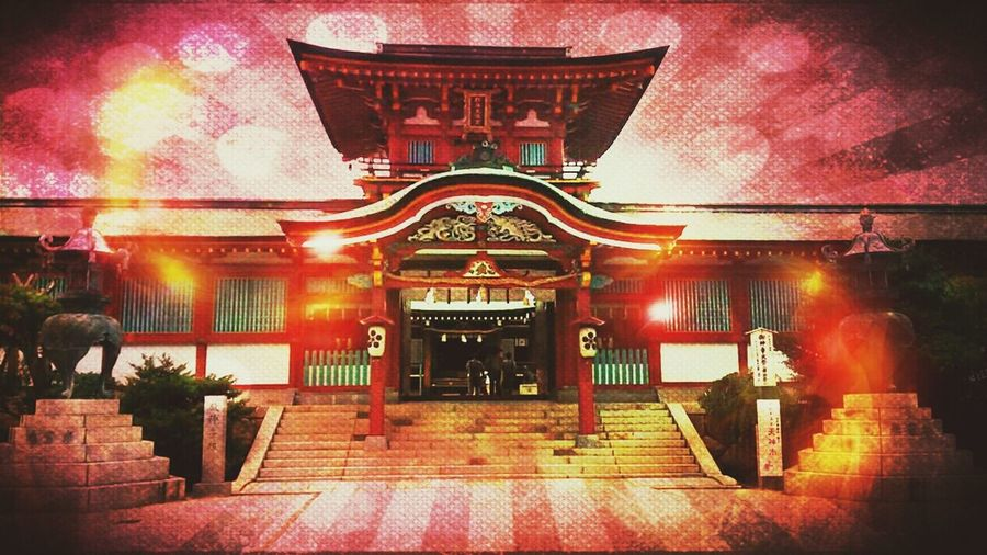 Japan Beautiful ♥ Houfu Temple