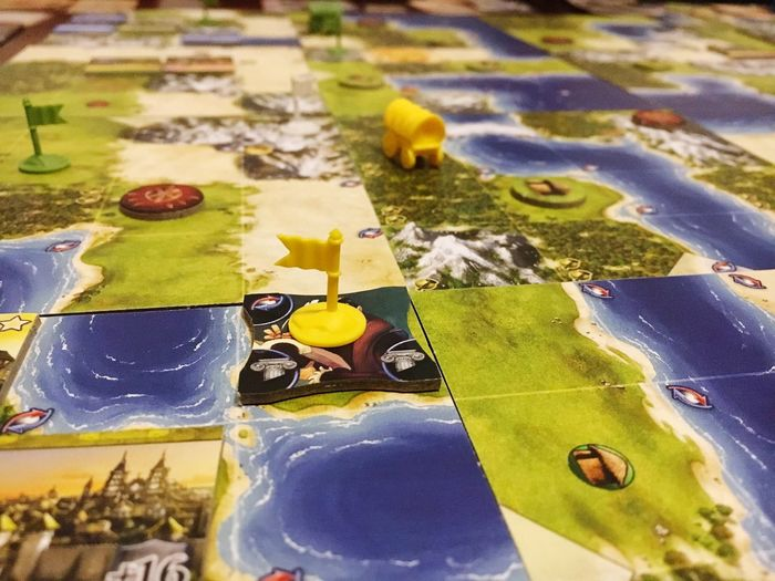 Civilization board game night