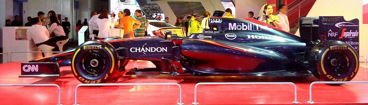 Formula 1 Formula1 Cars Philippineinternationalmotorshow PIMS2016