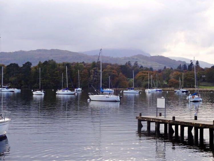 Lake district Nautical Vessel