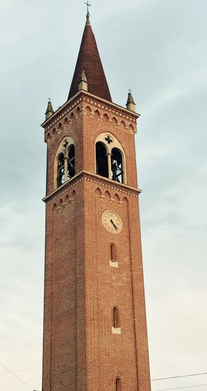 Outdoor Chruch Tower