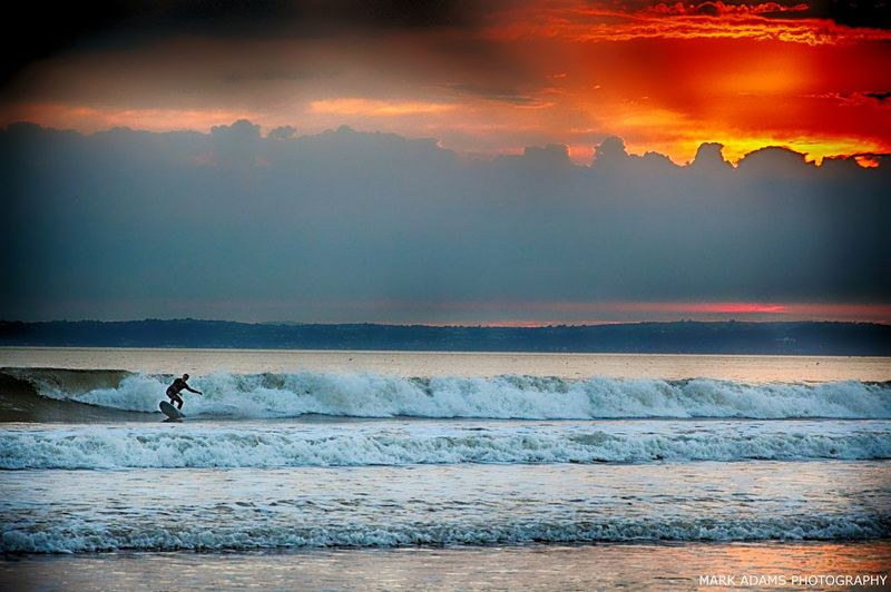 Surfing At